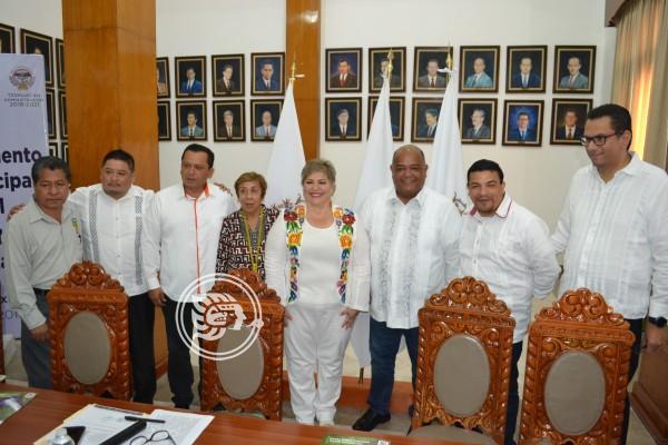 Firman Córdoba y Texhuacan convenio de hermanamiento
