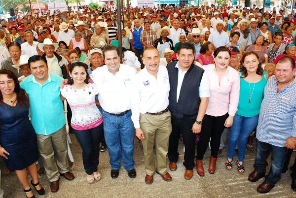 Arman en Veracruz estafa maestra; Ingram y Montiel, involucrados