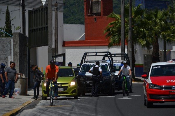 Balean sicarios a policía en Río Blanco; lo reportan estable