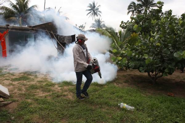 Incrementa dengue en México; Veracruz, en primer lugar