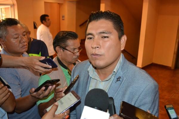 Quiere Mezhua a Zairick de candidato para alcaldía de Orizaba
