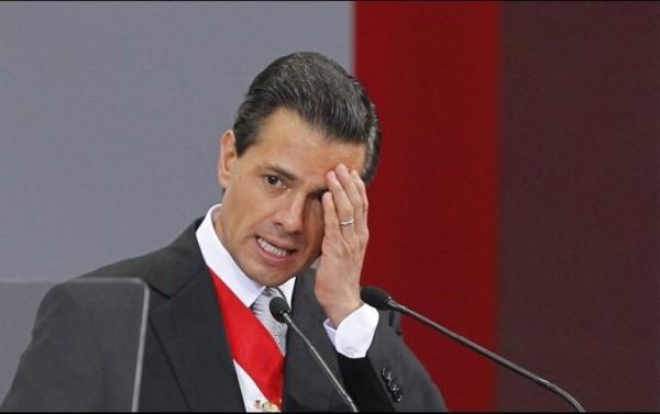 Peña Nieto podría estar bajo custodia policial en Madrid