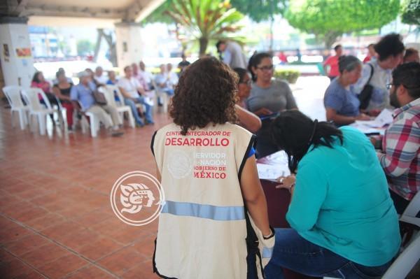Con precauciones, programas sociales en Veracruz no se detienen: Sedesol