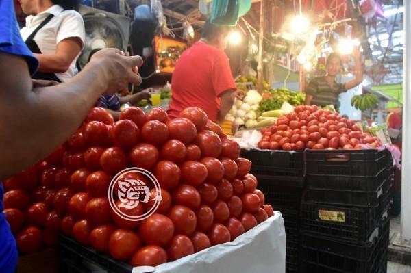 Prevén encarecimiento de la canasta básica en Veracruz