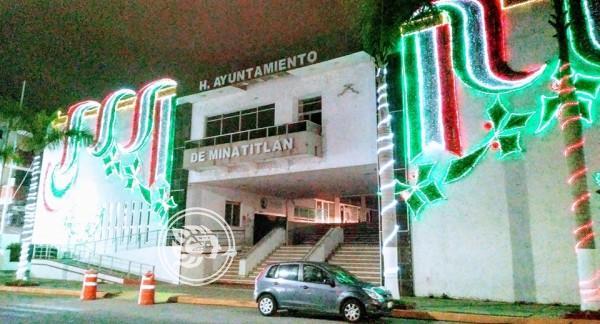 Prevén seguridad en actividades patrias de Minatitlán