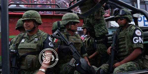 AMLO pide a Guardia Nacional y militares no abusar del uso de fuerza