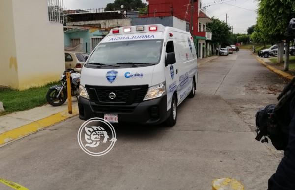 Atacan a balazos a mujer en calles de Córdoba