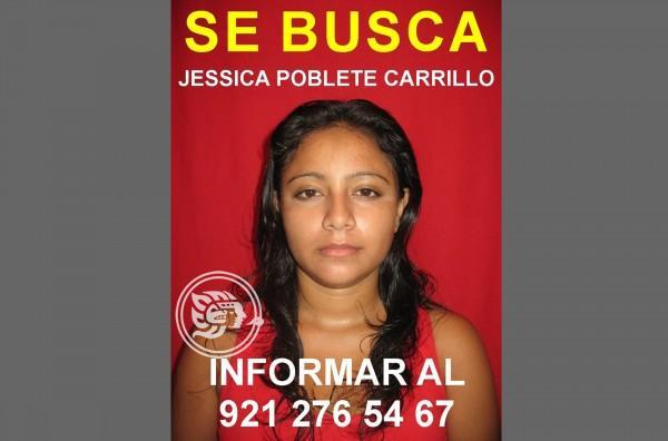 Familia de Jessica solicita apoyo para localizarla en Coatzacoalcos