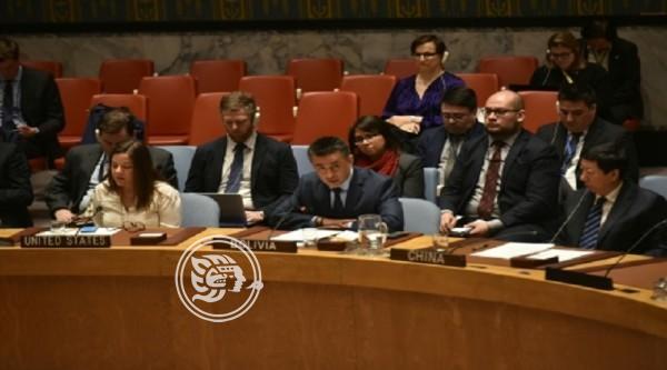 Bolivia asume Presidencia de 1era. Comisión de ONU sobre Desarme y Seguridad Internacional