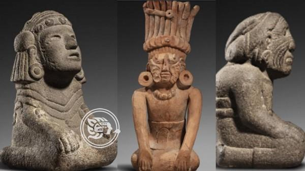 Falla protesta de México; venden piezas prehispánicas en 1.2 mde