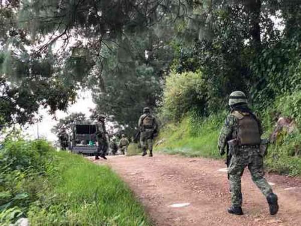 Reconoce Sedena reducción importante de secuestro en Veracruz