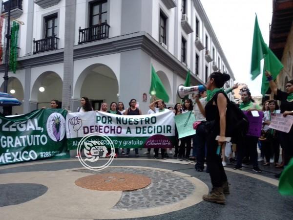Atrae SCJN segundo amparo para despenalizar aborto en Veracruz