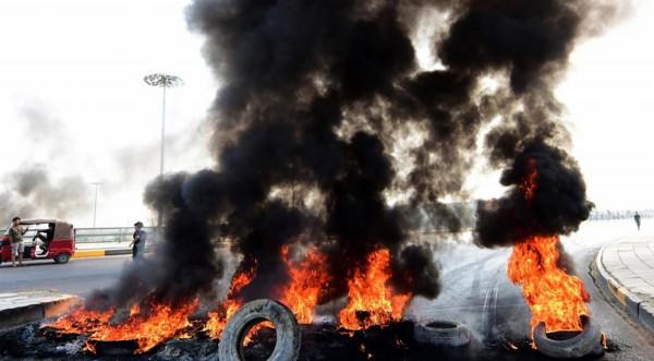 Violentas manifestaciones en Irak dejan19 muertos, según reportes