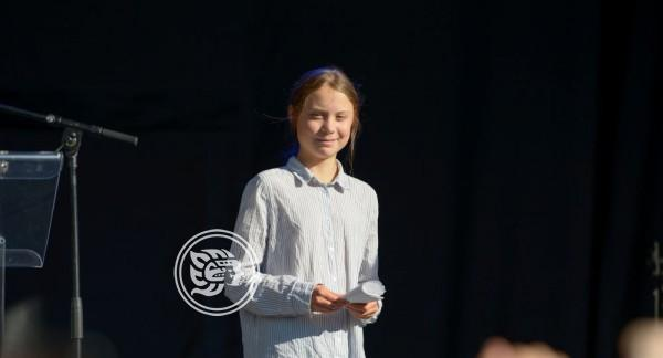 Greta Thunberg gana el Premio Internacional de la Paz de los Niños