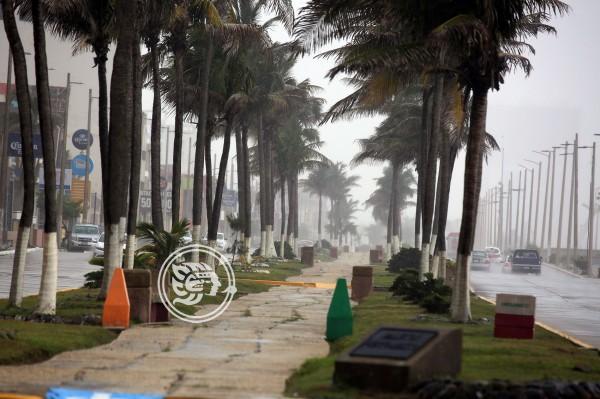 Lluvias afectan a 6 municipios de Veracruz, reporta PC