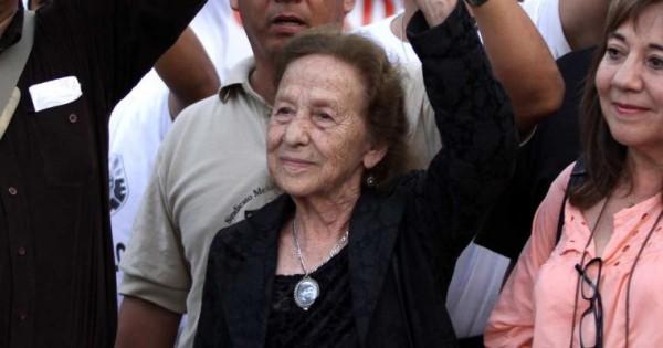 Senado concederá la Medalla Belisario Domínguez a Rosario Ibarra de Piedra