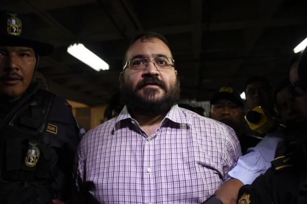 FGE-Veracruz, a punto de perder proceso contra Javier Duarte