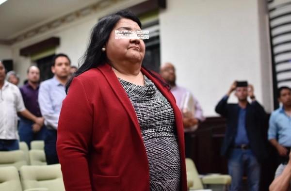 Clementina N podría ser detenida por la Fiscalía por evasión de justicia