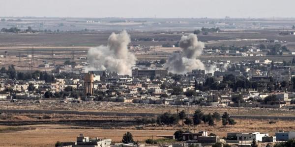 Más de 300 muertos deja ofensiva turca en Siria, tras salida de EE.UU.