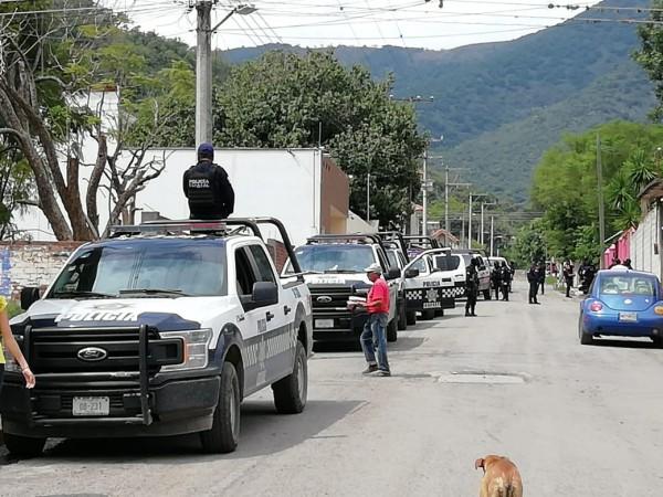 Tras operativo, detiene SSP-Veracruz a 4 presuntos miembros del CJNG