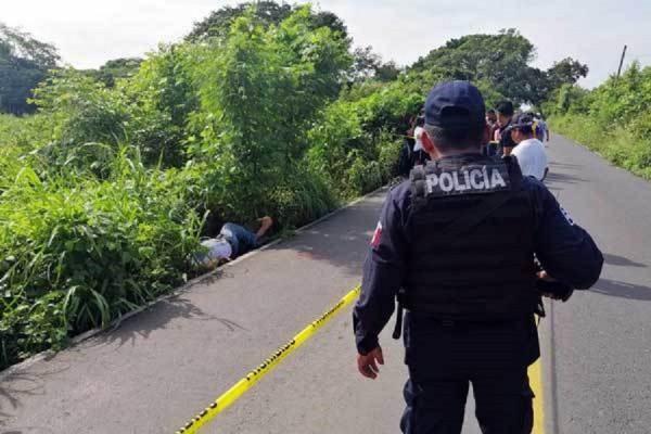 Ejecutan a hermanos, tiran sus cuerpos en límites de Veracruz y Oaxaca