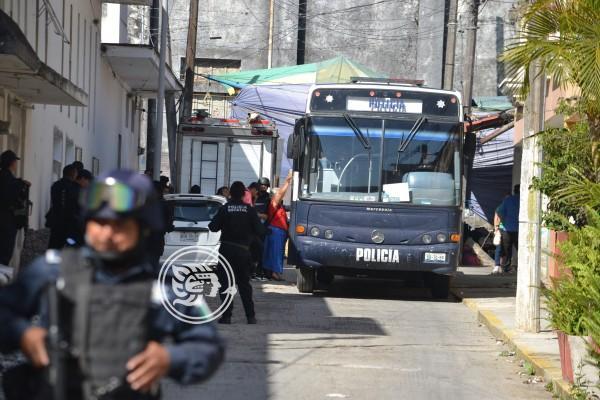 Determinan liquidar a toda la Policía Municipal en Río Blanco
