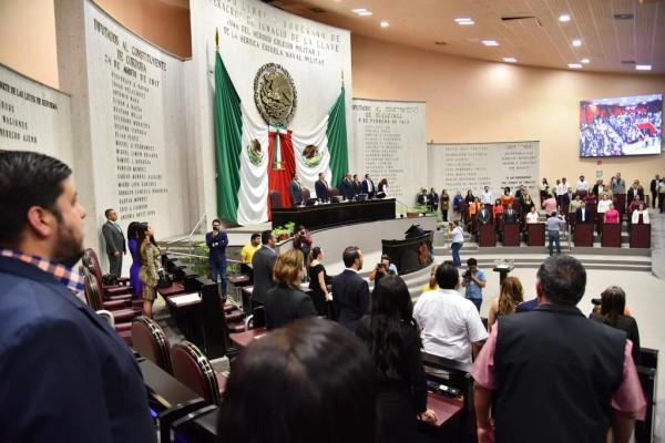 Quieren que una mujer presida Mesa Directiva del Congreso de Veracruz