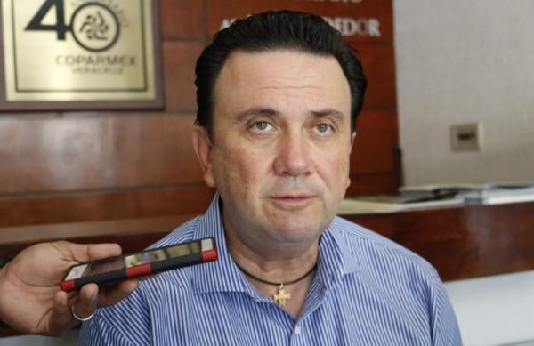 Gobierno debe coordinarse para garantizar seguridad en Veracruz: Coparmex