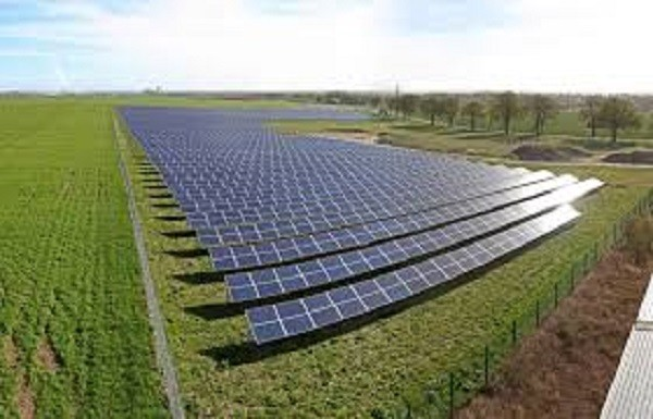 Parque solar de Perote iniciará operaciones en 18 meses
