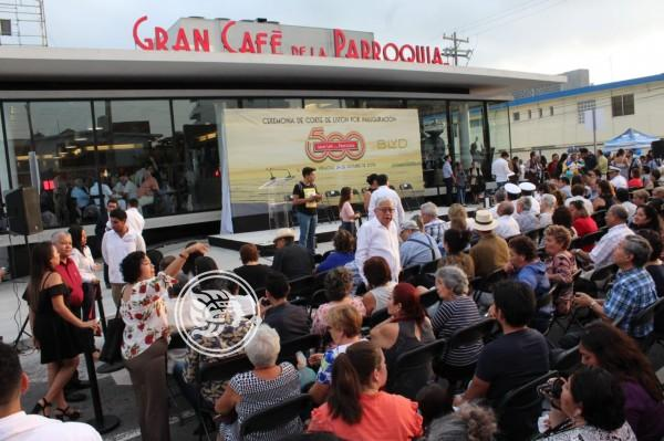 Inauguran nueva sucursal de La Parroquia en el Puerto de Veracruz