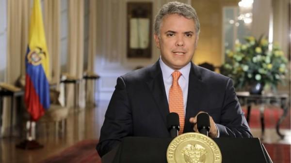 Duque se reunirá con observadores internacionales de las elecciones del próximo domingo