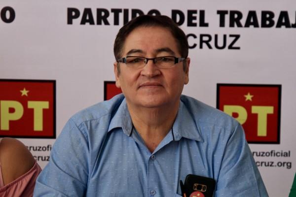 Coordinador de PT pide moderarse en declaraciones políticas