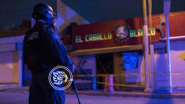 Alistan marcha por aniversario de masacre en bar Caballo Blanco
