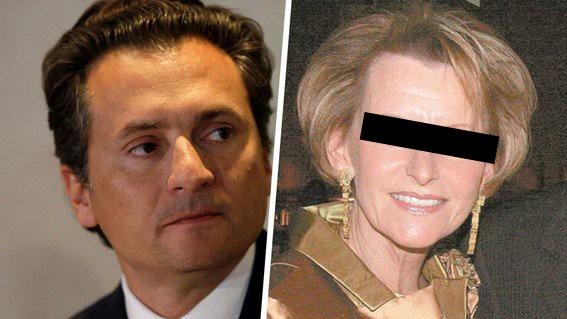 Usaba Emilio Lozoya a su mamá para los depósitos de sobornos
