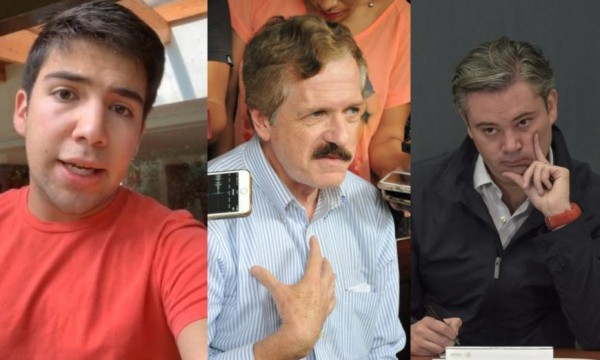 Hijo de Calderón, Hicks y  Nuño, ligados a bots contra la prensa