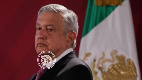 AMLO difiere con Trump de 'hacer la guerra' para liberar a México de cárteles