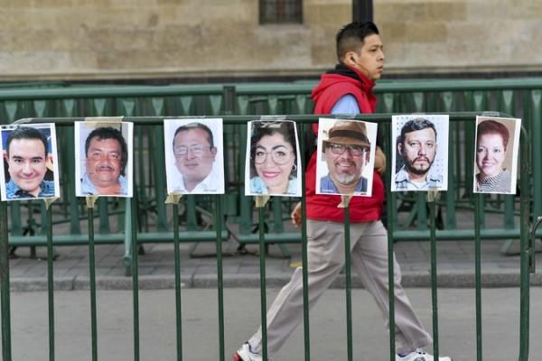 Llega a México misión internacional de organizaciones defensoras de la libertad de expresión