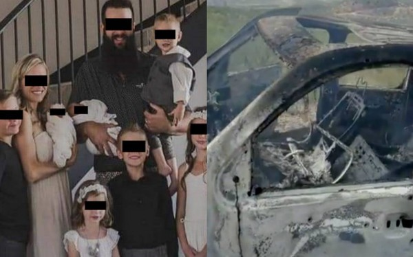 Dan de alta a dos sobrevivientes del ataque a la familia LeBarón