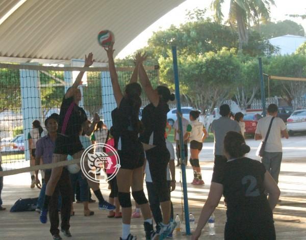 Regresa el voleibol regional a Jáltipan