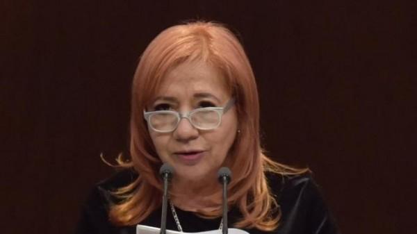 No me temblará la mano: Rosario Piedra, nueva presidenta de la CNDH