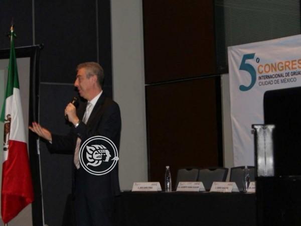 Inauguran Congreso Internacional de Grúas Industriales