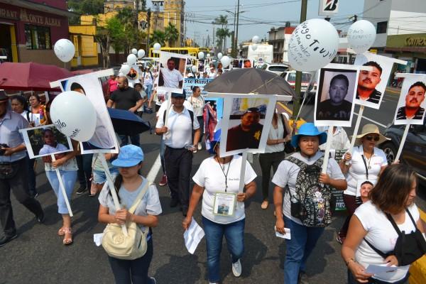 44% de quejas por desaparición en Veracruz, cometidas por autoridades