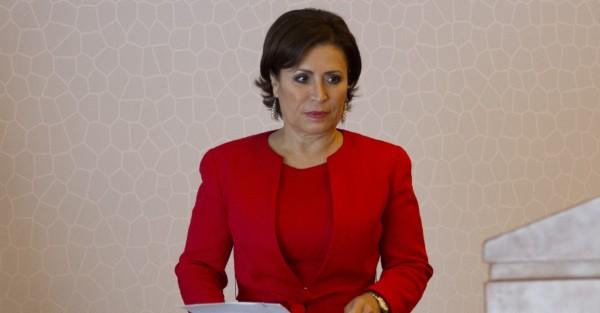 Confirman vinculación a proceso a Rosario Robles