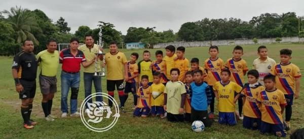 Deportivo Lito y Boca Junior van al Estatal de Futbol