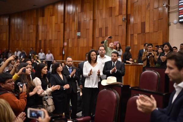 PRI se queja de violencia en Veracruz al recordar a Molina Palacios