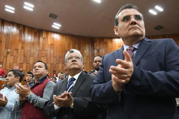Mutilan a PAN en Congreso de Veracruz aliados de Mancha y Yunes