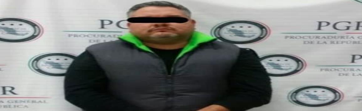 """FGR extradita a Luis Arellano, operador del """"Chapo"""" y el """"Mayo"""""""