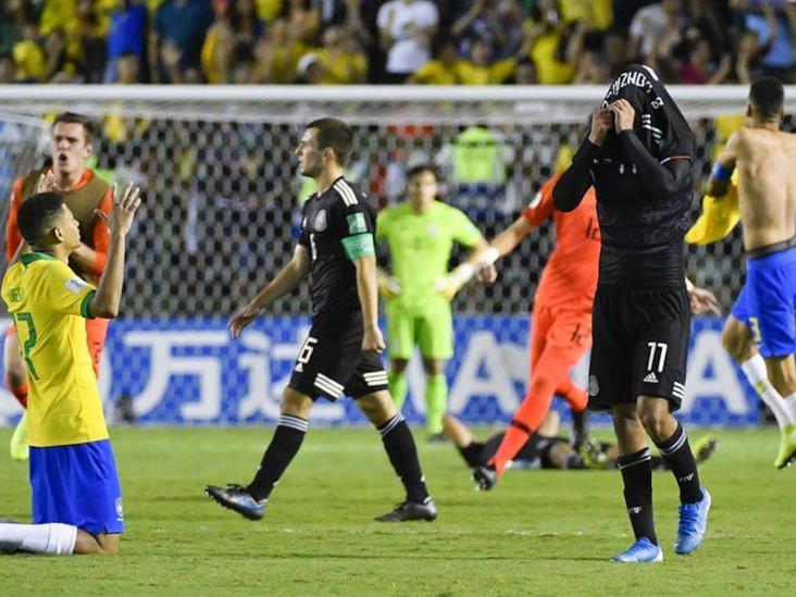VAR enturbia final del Mundial sub 17; Brasil vence 2-1 a México