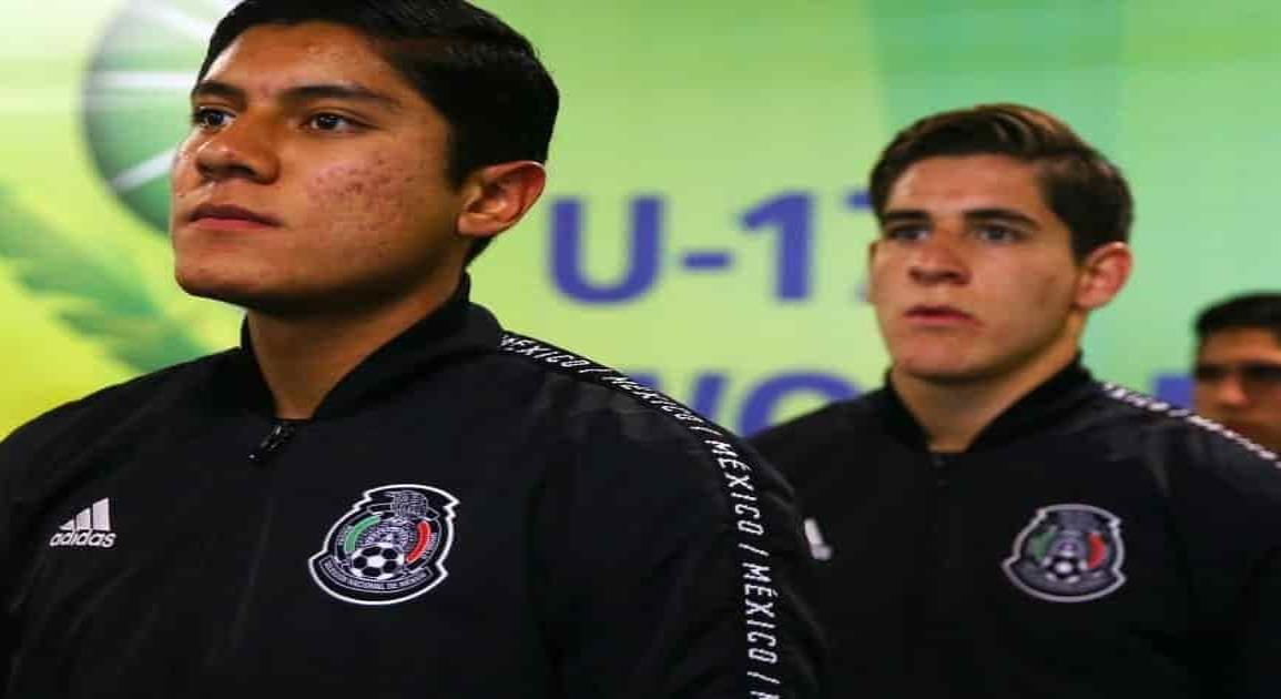 Selección mexicana sub 17 va por su tercer título mundial