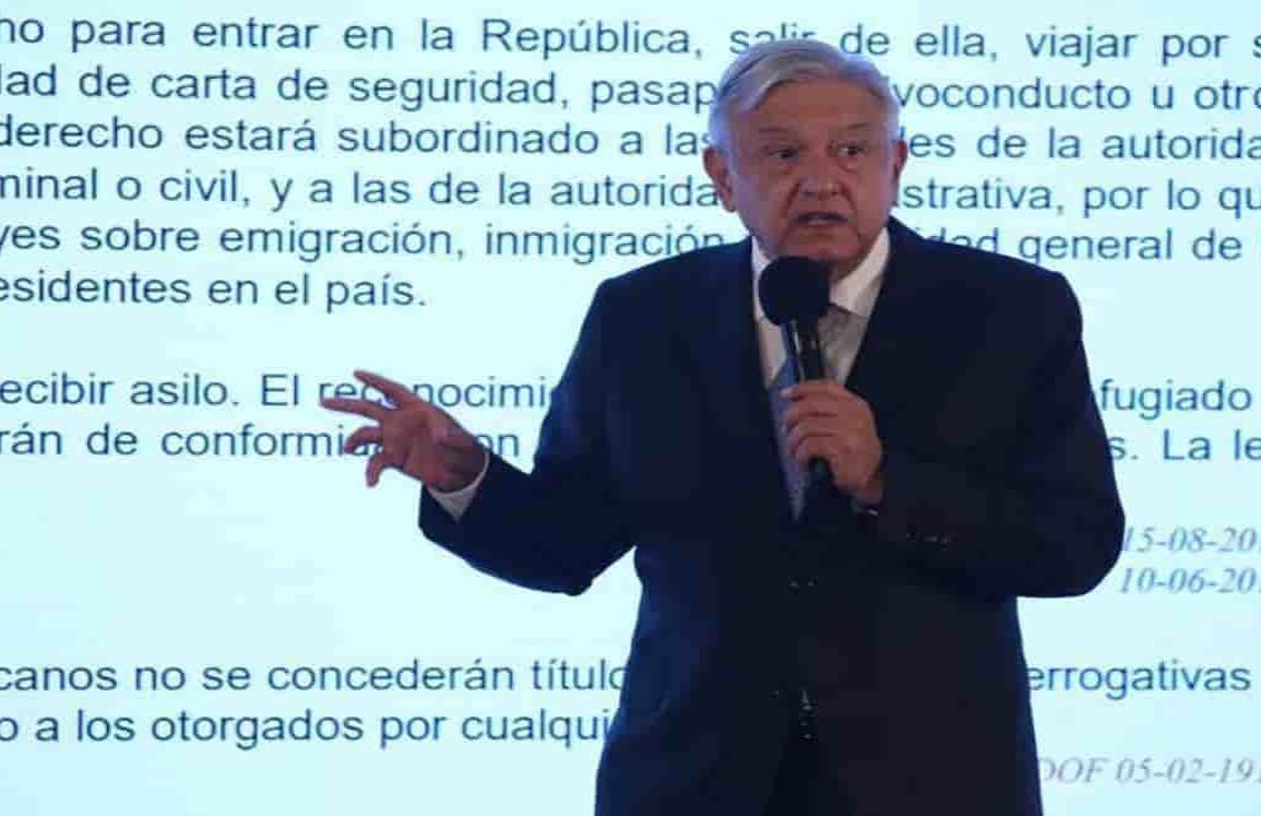 AMLO respalda opinión de Slim, quien dijo que México necesita una sacudida